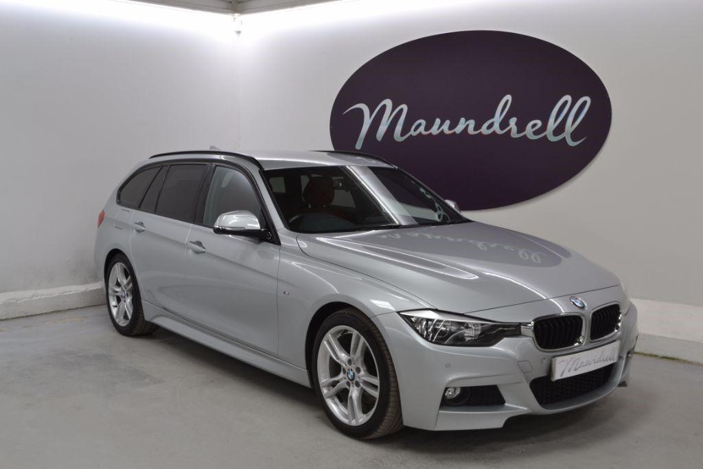 BMW Series D M SPORT TOURING Heated Seats Navigation DAB - 330d bmw