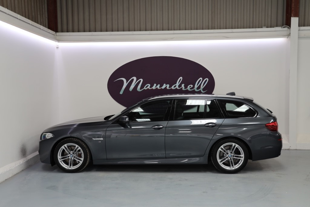 Bmw 5 Series 535d M Sport Touring Maundrell Amp Co