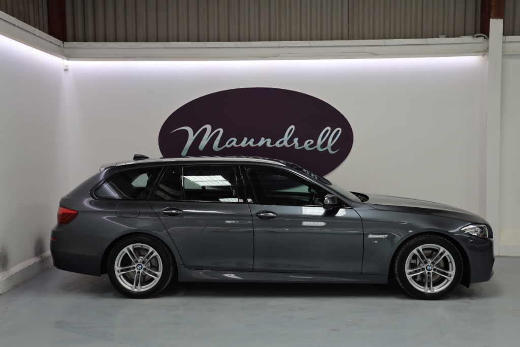BMW 5 Series 535d M SPORT TOURING | Maundrell & Co