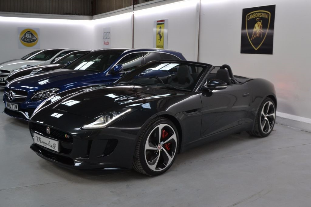 jaguar f type v6 s awd sports exhaust performance seats. Black Bedroom Furniture Sets. Home Design Ideas