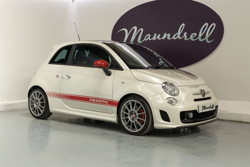 used Abarth 500 Essesse in oxfordshire