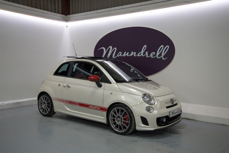 used Abarth 500 ABARTH ESSESSE in oxfordshire