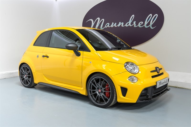 used Abarth 695 BIPOSTO RECORD in oxfordshire