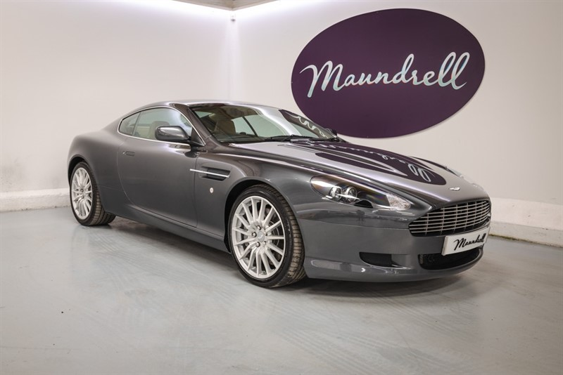 used Aston Martin DB9 V12 in oxfordshire