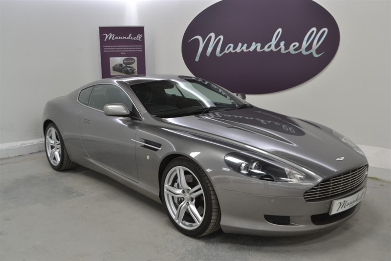 used Aston Martin DB9 V12 AUTO, in oxfordshire