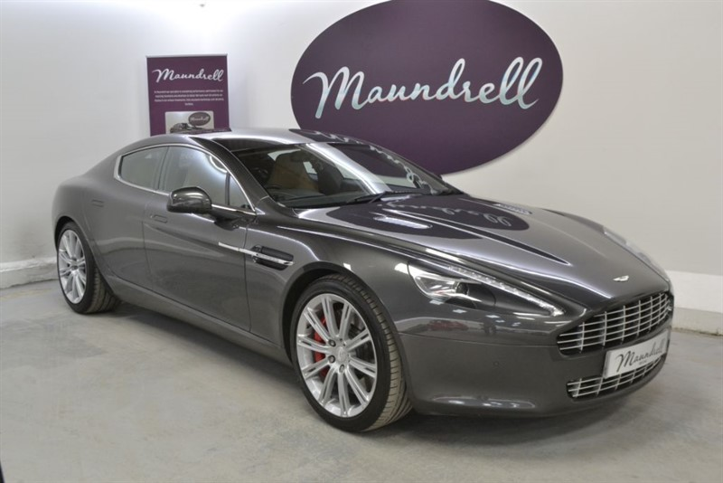 used Aston Martin Rapide V12, AM History, Adaptive Dampers, Park Assist in oxfordshire