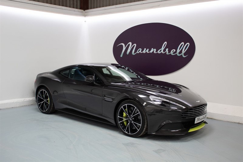 used Aston Martin Vanquish V12 in oxfordshire