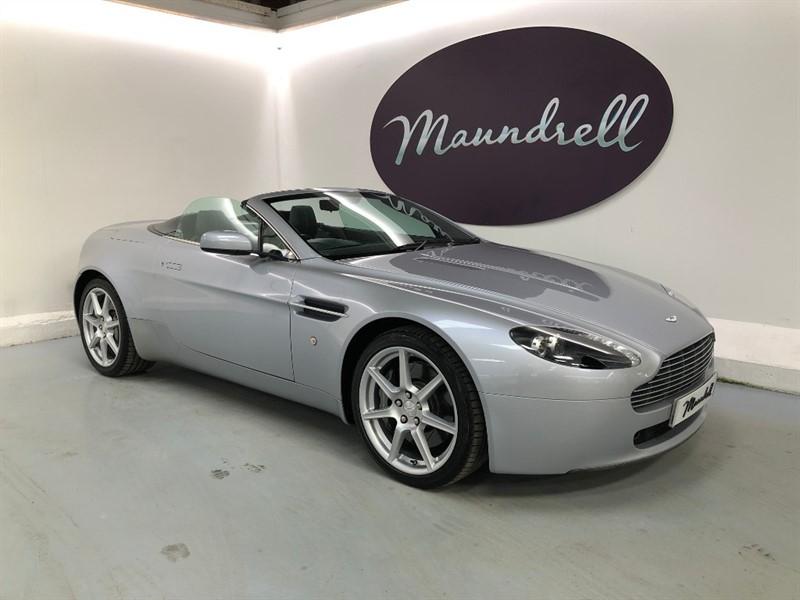 used Aston Martin Vantage V8 ROADSTER in oxfordshire
