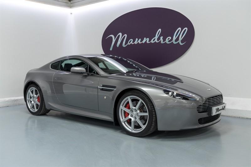 used Aston Martin Vantage V8 in oxfordshire