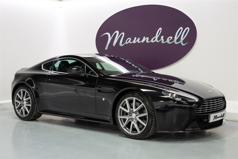 used Aston Martin Vantage S V8 in oxfordshire