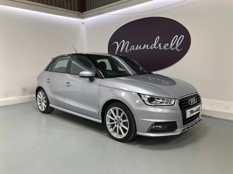 used Audi A1 SPORTBACK TFSI S LINE in oxfordshire