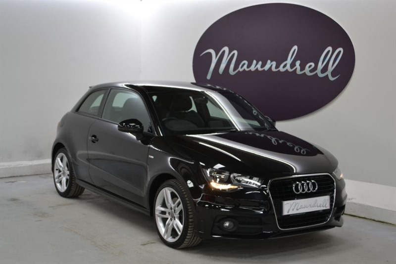 used Audi A1 TFSI S LINE, Audi History, Bluetooth Phone in oxfordshire