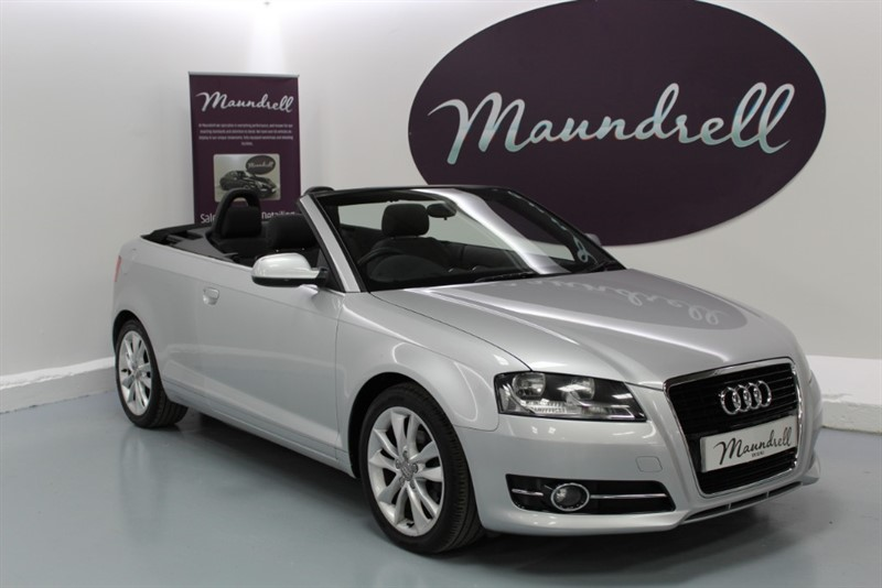 used Audi A3 TDI SPORT in oxfordshire