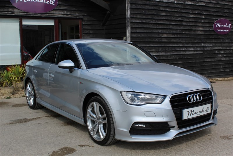 used Audi A3 TFSI S LINE in oxfordshire