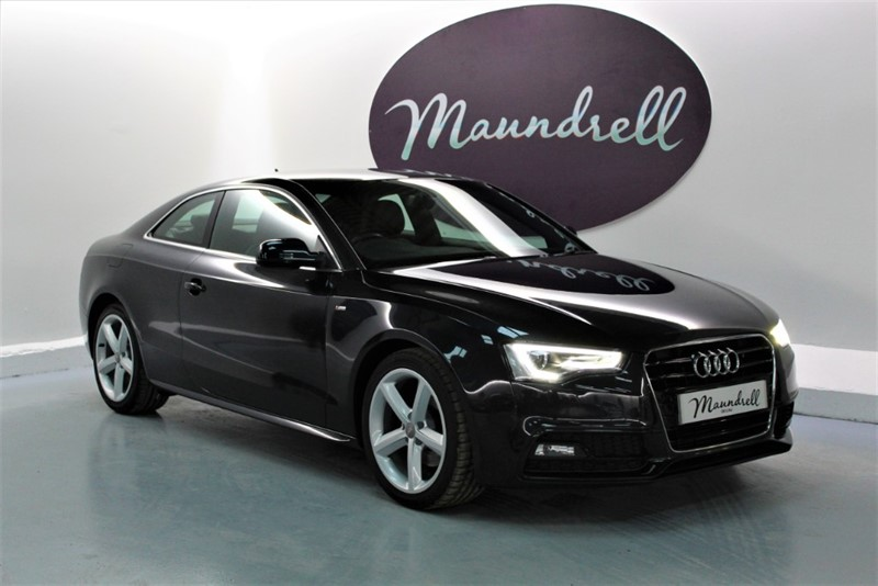 used Audi A5 TFSI S LINE in oxfordshire