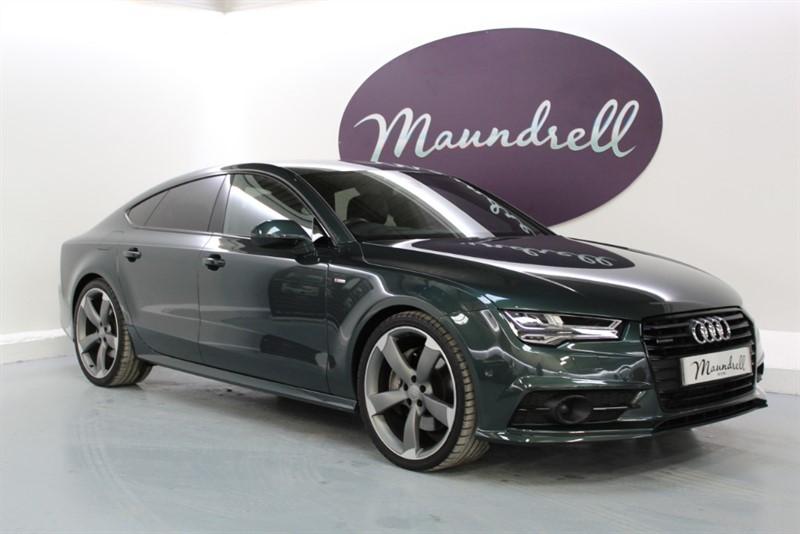 used Audi A7 SPORTBACK TDI QUATTRO S LINE BLACK ED, Rev' Cam, Power Tailgate in oxfordshire