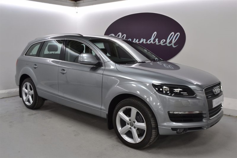 used Audi Q7 TDI QUATTRO SE, Heated Seats, Power Tailgate, Park Assist in oxfordshire