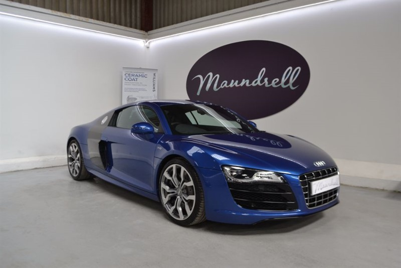 used Audi R8 V10 QUATTRO, Mag Ride, Carbon Blades, Heated Seats in oxfordshire