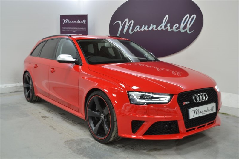 used Audi RS4 Avant RS4 AVANT FSI QUATTRO, Audi History, Power Tailgate in oxfordshire
