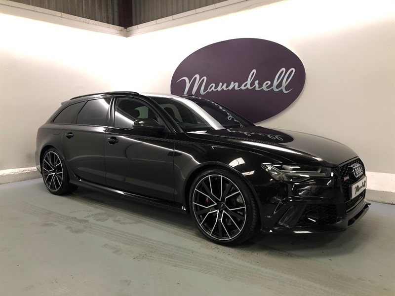 used Audi RS6 PERFORMANCE AVANT TFSI QUATTRO in oxfordshire