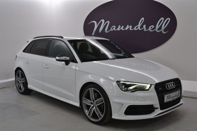 used Audi S3 S3 SPORTBACK QUATTRO NAV, Magnetic Ride, Tech Pack, LED Headlights in oxfordshire