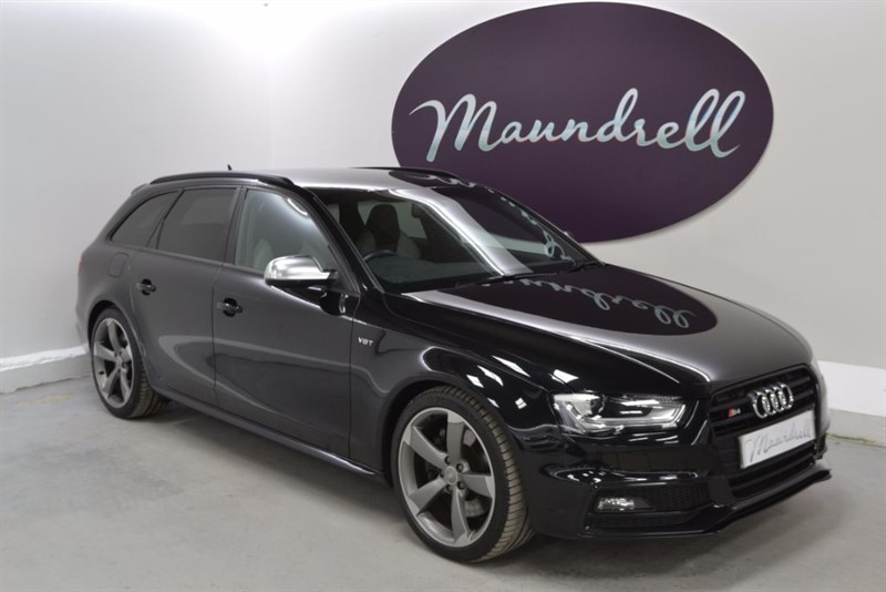 used Audi S4 Avant S4 AVANT QUATTRO BLACK EDITION, Stage 1 Remap, Heated Seats, Park Assist in oxfordshire