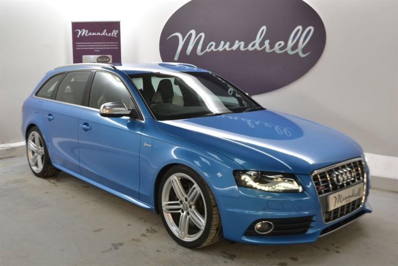 used Audi S4 Avant S4 AVANT QUATTRO, Heated Seats, B&O, Nav, Milltek in oxfordshire