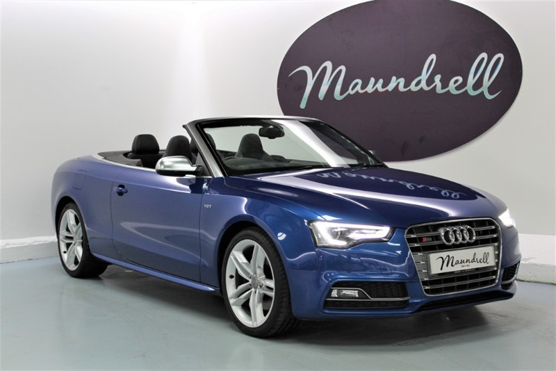 used Audi S5 TFSI QUATTRO, Audi History, ONE Owner in oxfordshire