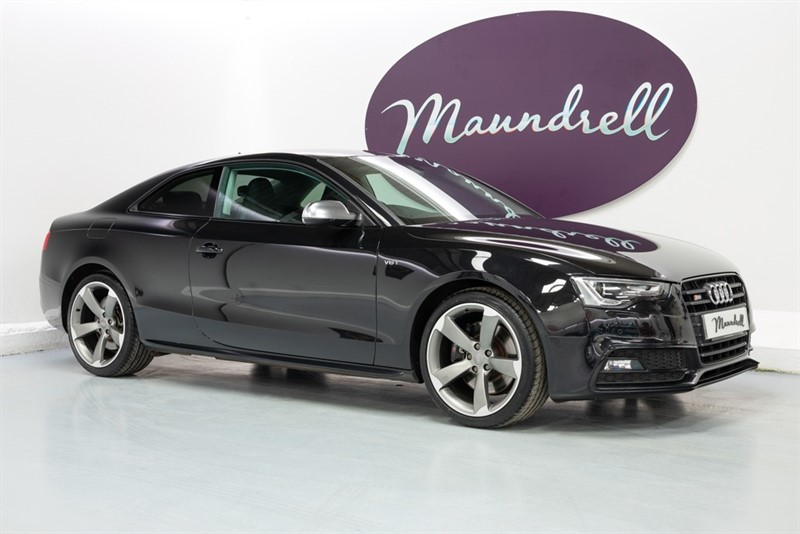 used Audi S5 TFSI QUATTRO S LINE BLACK EDITION in oxfordshire