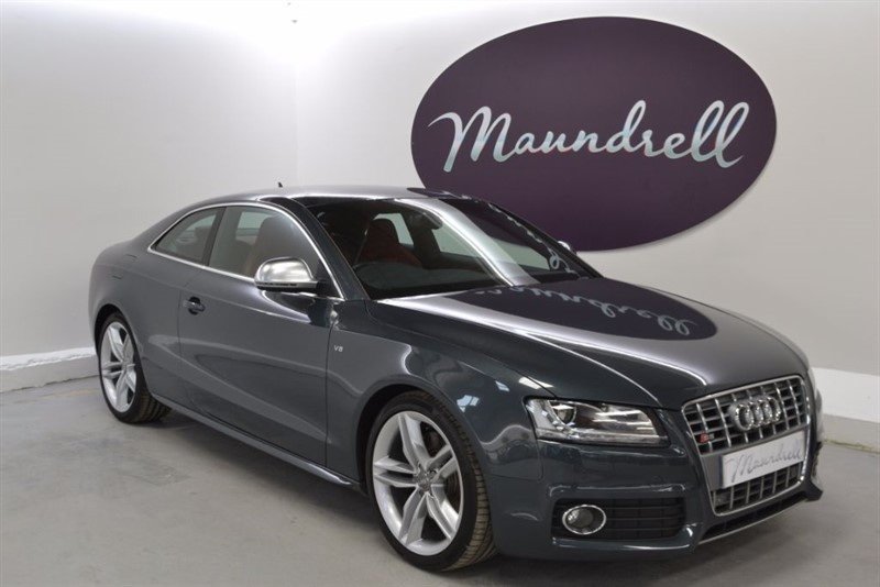 used Audi S5 S5 V8 QUATTRO, B&O, Audi History, Heated Seats in oxfordshire
