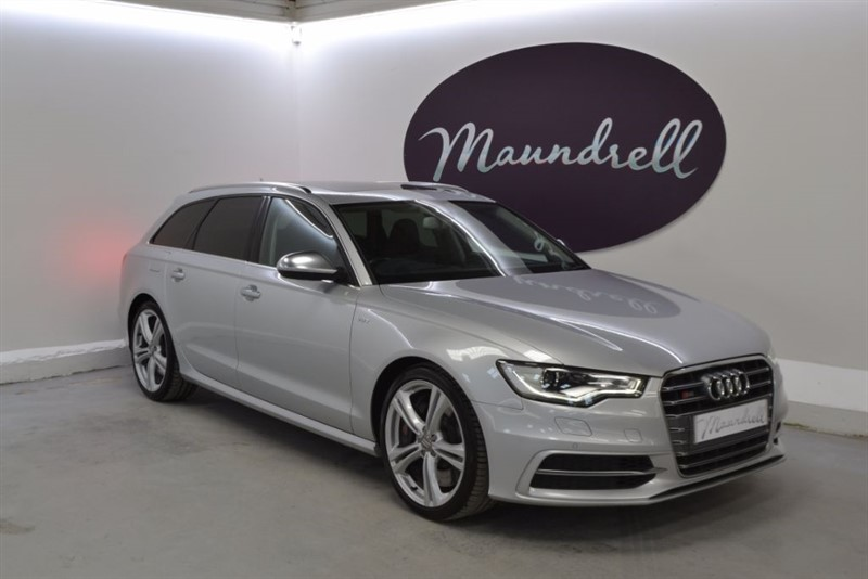 used Audi S6 Avant S6 AVANT TFSI QUATTRO, Pan Roof, SS Seats, Power Tailgate in oxfordshire