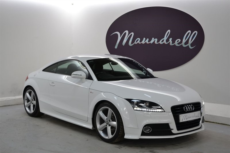 used Audi TT TFSI S LINE, Audi History, Bluetooth Phone in oxfordshire
