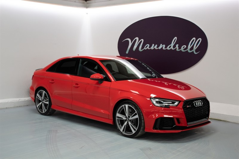 used Audi RS3 RS 3 QUATTRO in oxfordshire