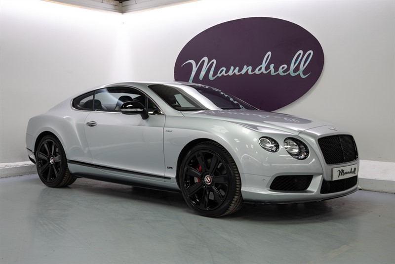 used Bentley Continental GT V8 S Concours Edition in oxfordshire