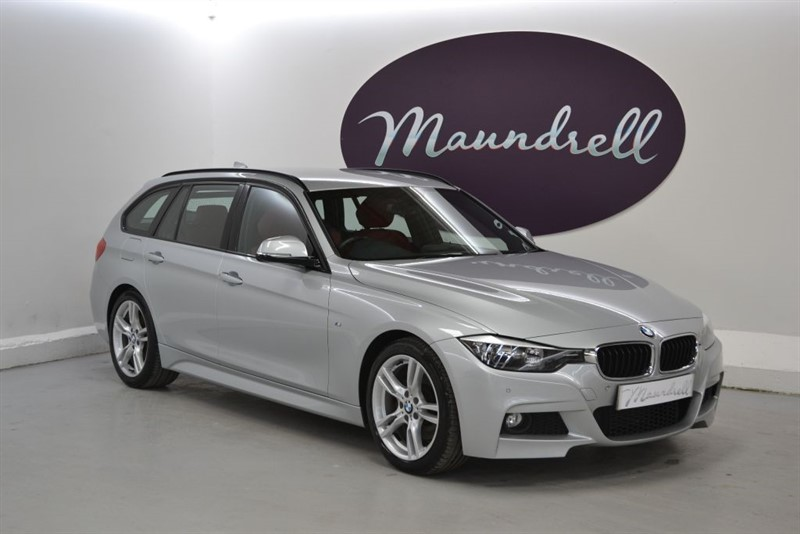 used BMW 330d M SPORT TOURING, Heated Seats, Navigation, DAB, Power Tailgate in oxfordshire