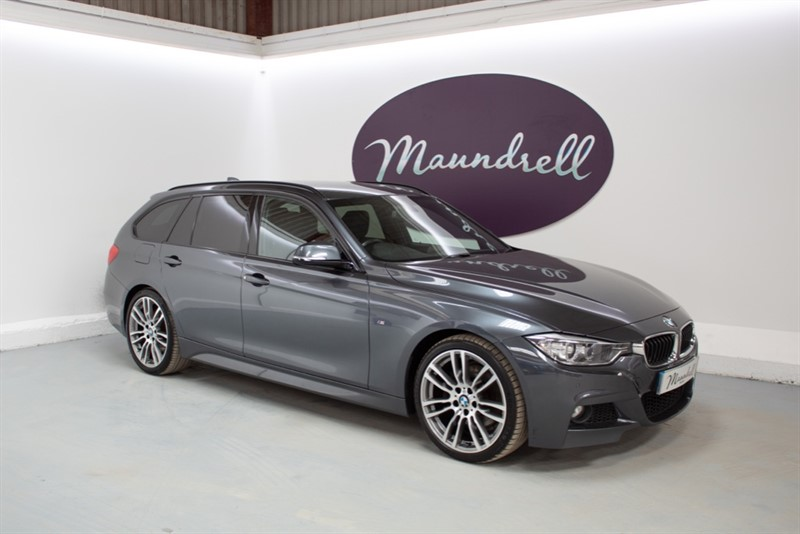 used BMW 330d M SPORT TOURING in oxfordshire
