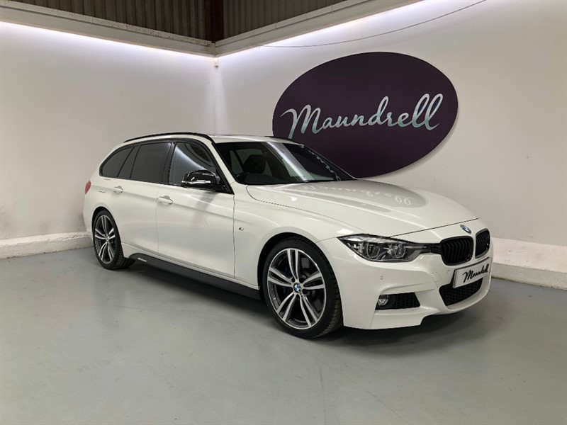 used BMW 340i M SPORT TOURING (MPPK) in oxfordshire