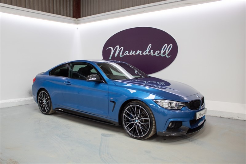 used BMW 430d M SPORT in oxfordshire