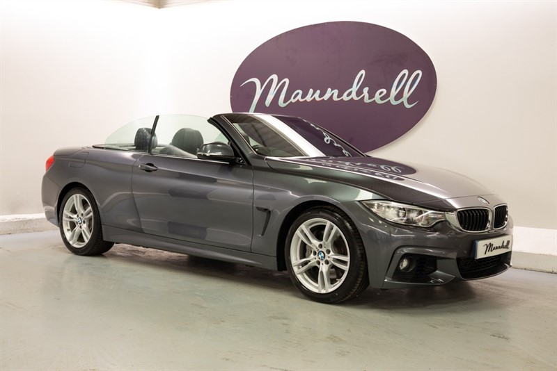 used BMW 435i M SPORT in oxfordshire