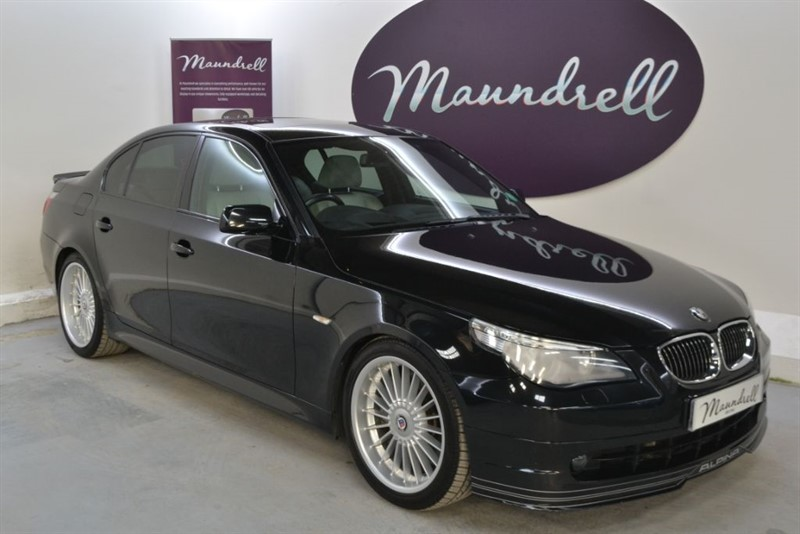 used BMW Alpina B5 in oxfordshire