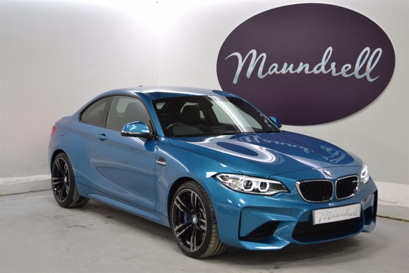 used BMW M2 M2, Running In Service, Rev' Cam, Heated Seats in oxfordshire