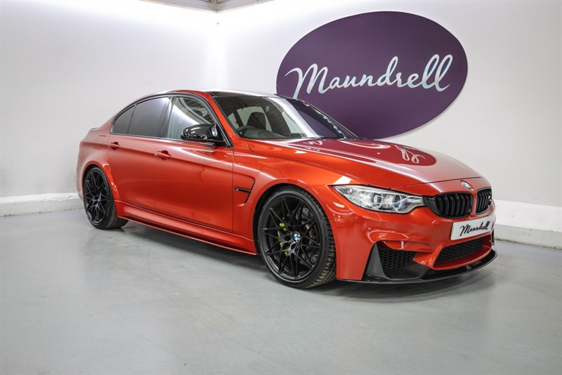 used BMW M3 COMPETITION PACKAGE in oxfordshire