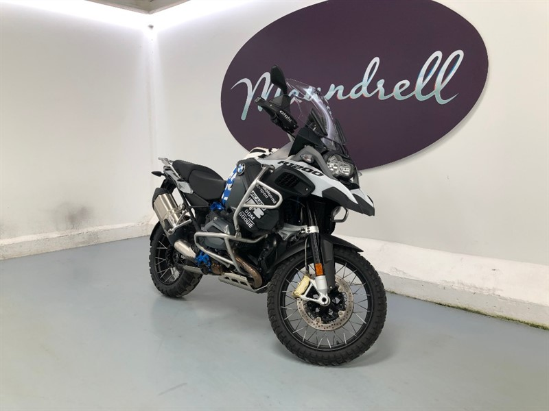 used BMW R1200GS Adventure TE Rallye in oxfordshire