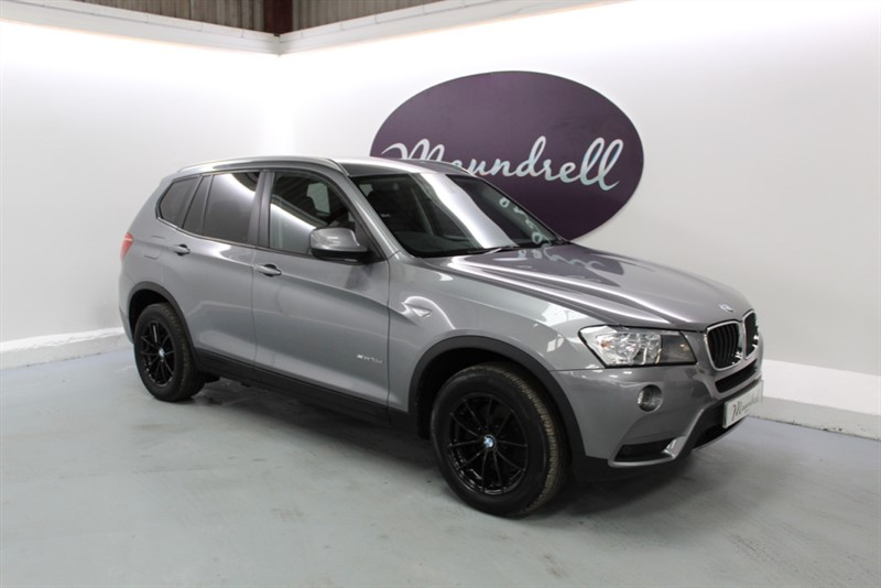 used BMW X3 SDRIVE18D SE in oxfordshire