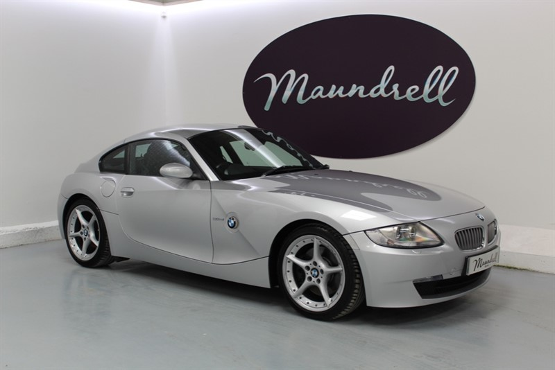 used BMW Z4 SI SPORT COUPE in oxfordshire