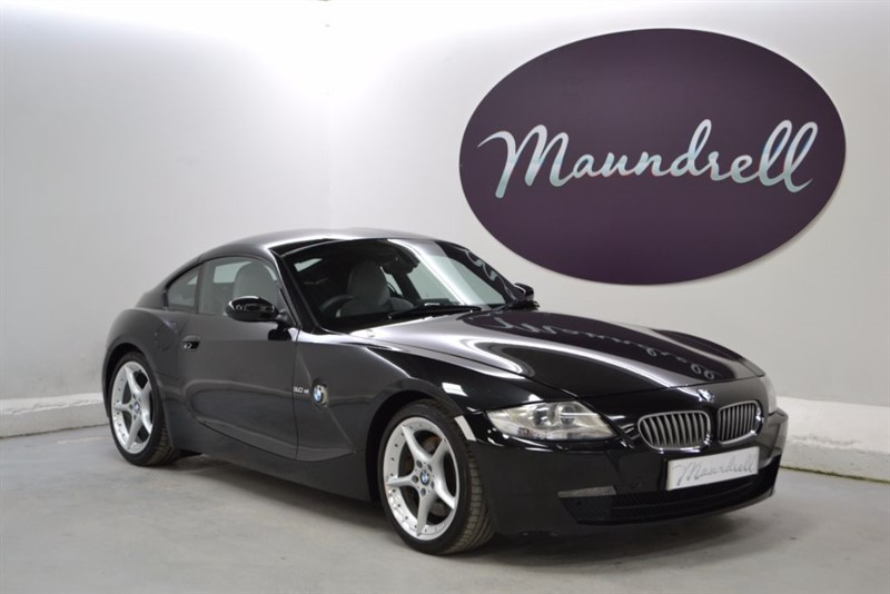 used BMW Z4 SI SPORT COUPE, Heated Seats, Navigation, Cruise in oxfordshire