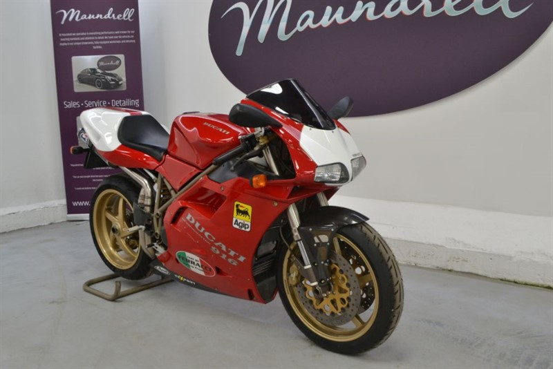 used Ducati 916 SP3 No.328, ONE Owner From New GENUINE Example in oxfordshire