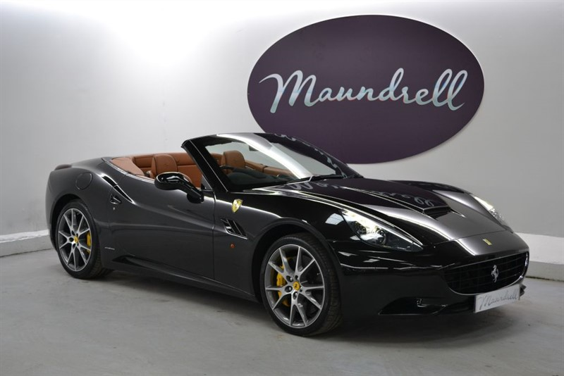 used Ferrari California 2 PLUS 2, Ceramic Brakes, Ferrari History, Park Assist in oxfordshire