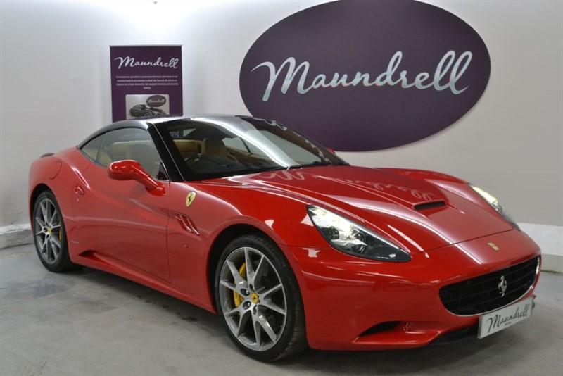 used Ferrari California 2 PLUS 2, Mag Ride, Ceramics, Park Assist in oxfordshire
