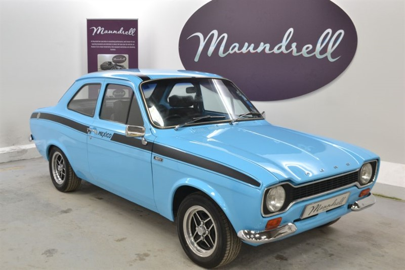 used Ford Escort MEXICO, MK1 Mexico in oxfordshire